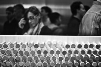 Fotografía durante la inauguración de Producto Fresco 2015 en Matadero Madrid