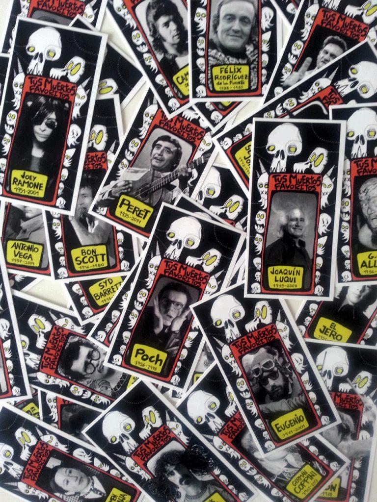 Tus muertos favoritos: Halloween, humor negro y música