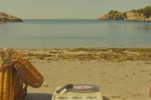 Fotograma de 'Moonrise Kingdom'.