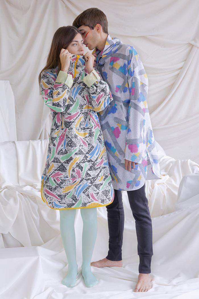 Jarapa Jarapa y Juanita Banana: otra moda es posible