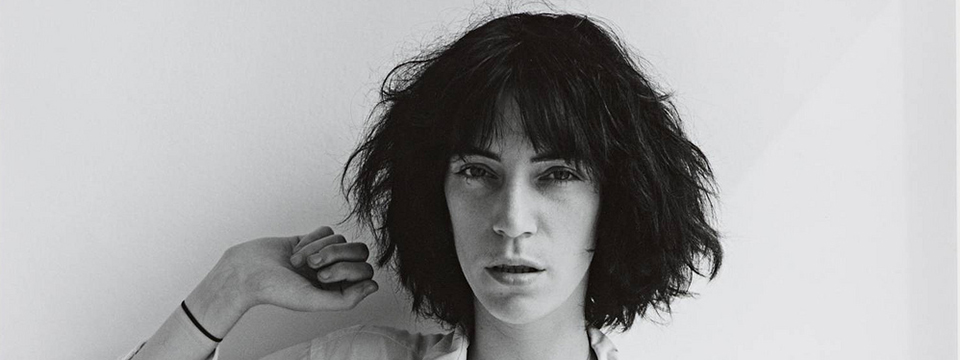 Patti Smith, retratada por Robert Mapplethorpe.