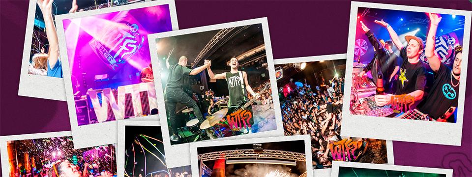 Las WTF? Parties celebran su cuarto cumpleaños en Barcelona