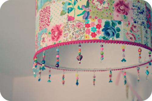 Lámpara hecha a mano - Hoola Tallulah