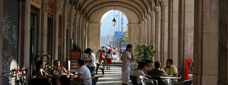 El Festival Lanscape rueda en las calles de Barcelona.