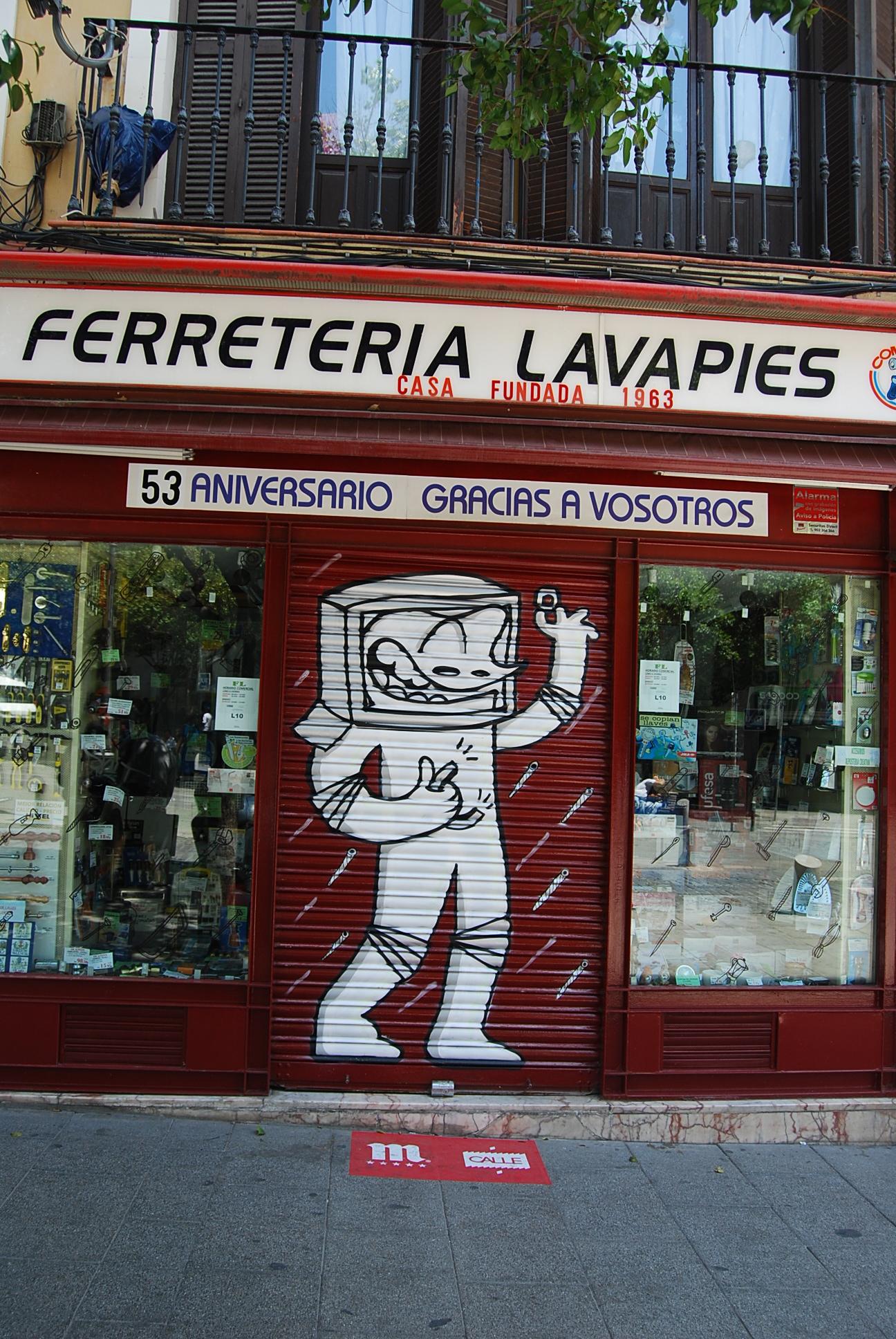 Ferretería Lavapiés - RBN