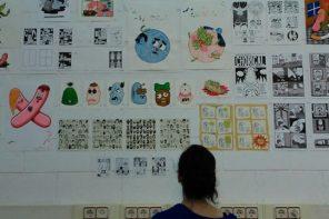 Cómics, ilustradores, autoedición y muchos fanzines en el Gutter Fest #4