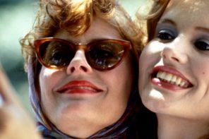 'Thelma y Louise': dos pelirrojas y un hito