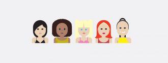 Emoji de las Spice Girls.