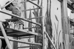 Mujeres en el arte urbano (saliendo de la sombra)