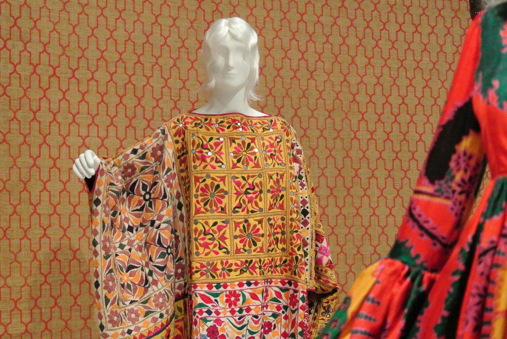 'Moda Kaftán': moda marroquí en La Térmica (Málaga).