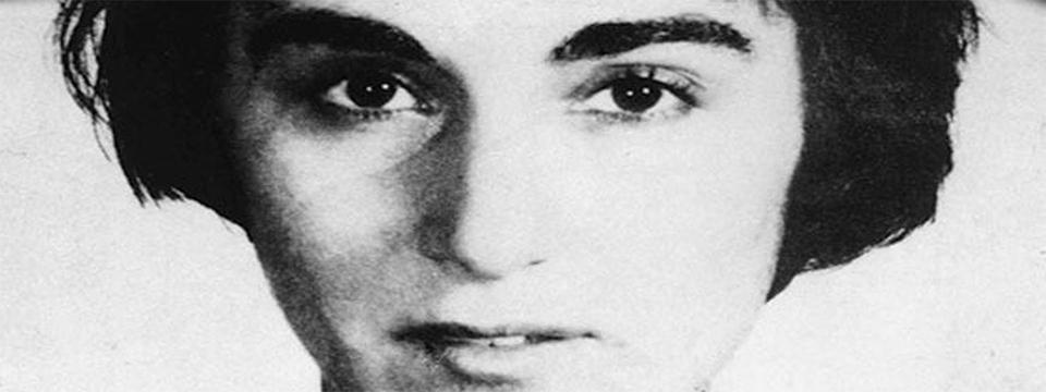 Fotografía de Kitty Genovese, asesinada en 1964.