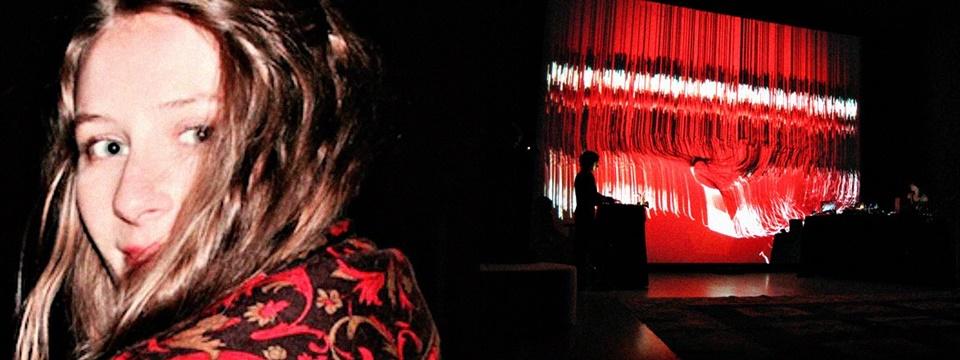 Kara-Lis: investigadora sonora y compositora.
