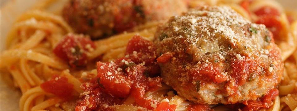 Unos espaguetis que bien podrían ser los de Clemenza. Foto: funnymemos