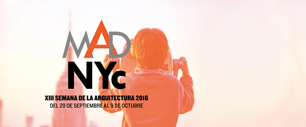 XIII Semana de la Arquitectura 2016.
