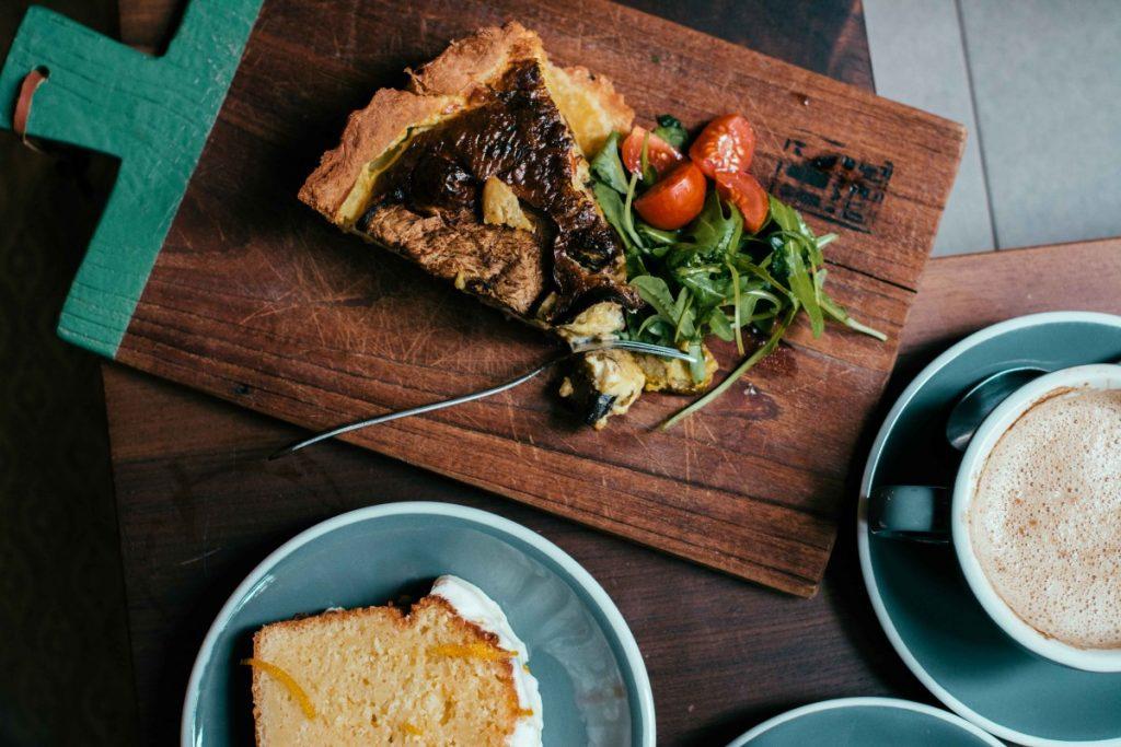 Camon coffee: un café con encanto en la Sonnenallee.