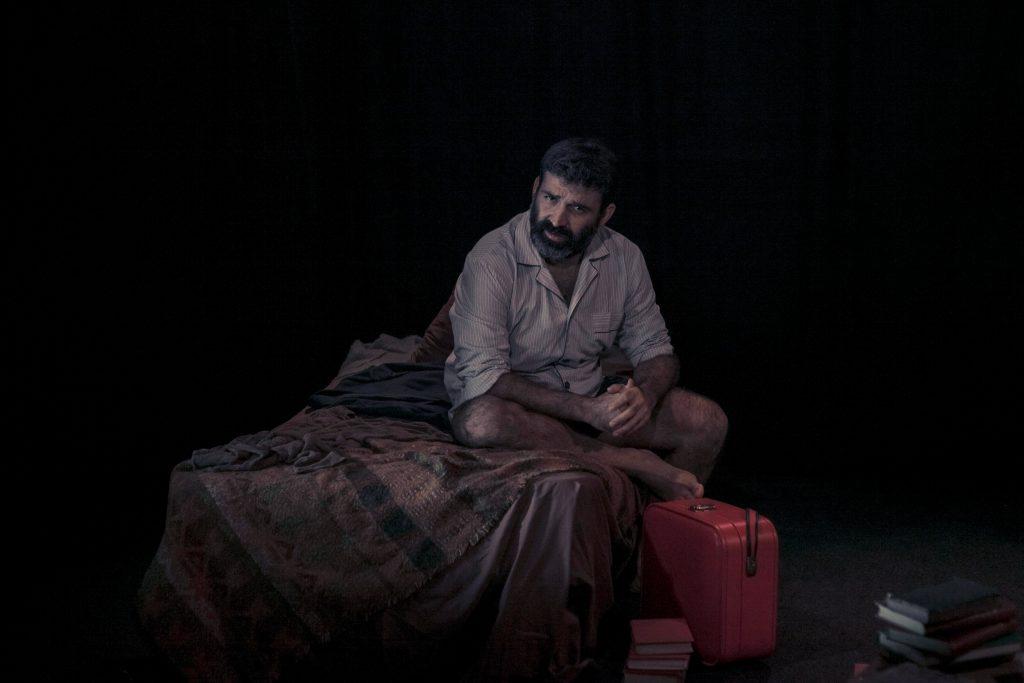 Escena de 'El eremita', de Teatro en Serie
