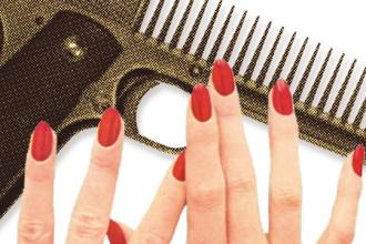 Fragmento de la portada de 'La aventura del tocador de señoras'