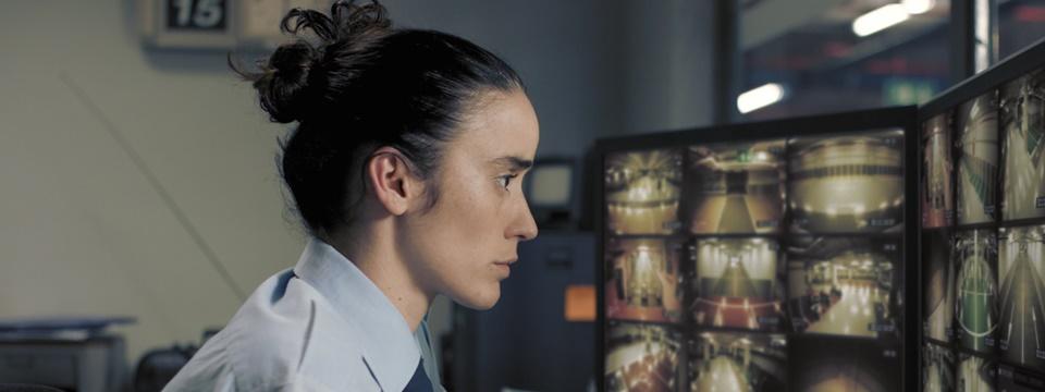 Fotograma del cortometraje 'Timecode', ganador de la Palma de Oro en Cannes.