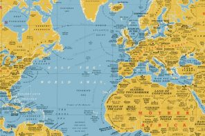 Ciudades y música: mapas para melómanos