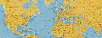 Mapa de Dorothy Studio.