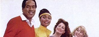 OJ Simpson, en una imagen publicitaria anterior a su caída en desgracia.