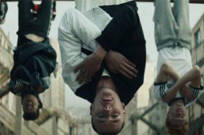 Una imagen de la campaña de Adidas 'Original is never finished'.
