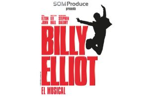 Cartel de 'Billy Elliot. El Musical'.