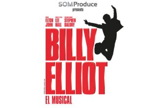 Cartel de 'Billy Elliot. El Musical'.