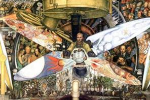 Muralismo Mexicano entre el Arte de Norteamérica