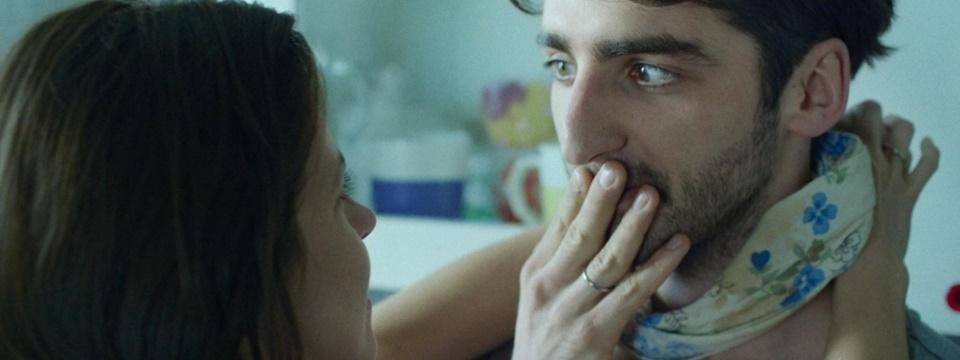 Fotograma del filme 'Kamper'. Muestra de Cine Polaco.