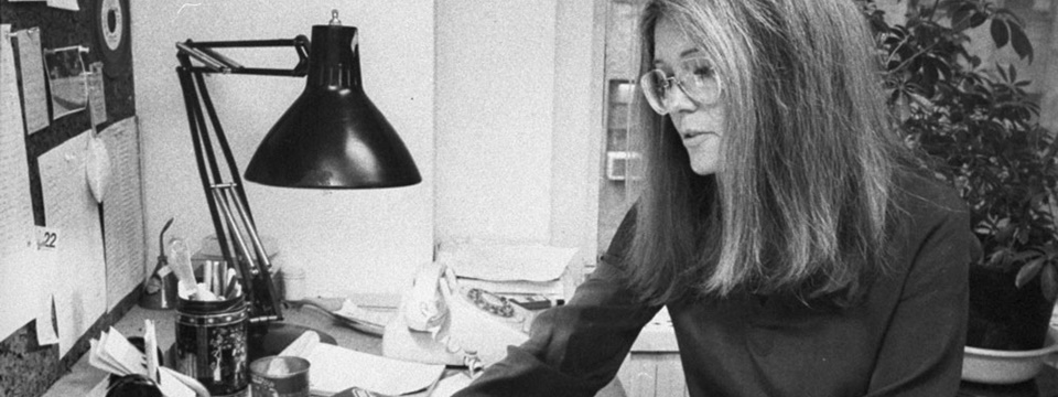 Gloria Steinem, activista feminista y autora de 'Mi vida en la carretera'.