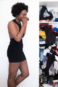 Little Black Dress, fotografía de Yolanda Domínguez.