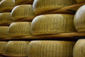 Italia de norte a sur y de queso en queso