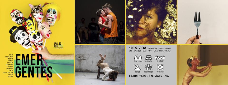 Emergentes 2017 - Encuentro Internacional de Jóvenes Creadores de las Artes Escénicas