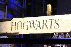 La exposición de Harry Potter gif a gif