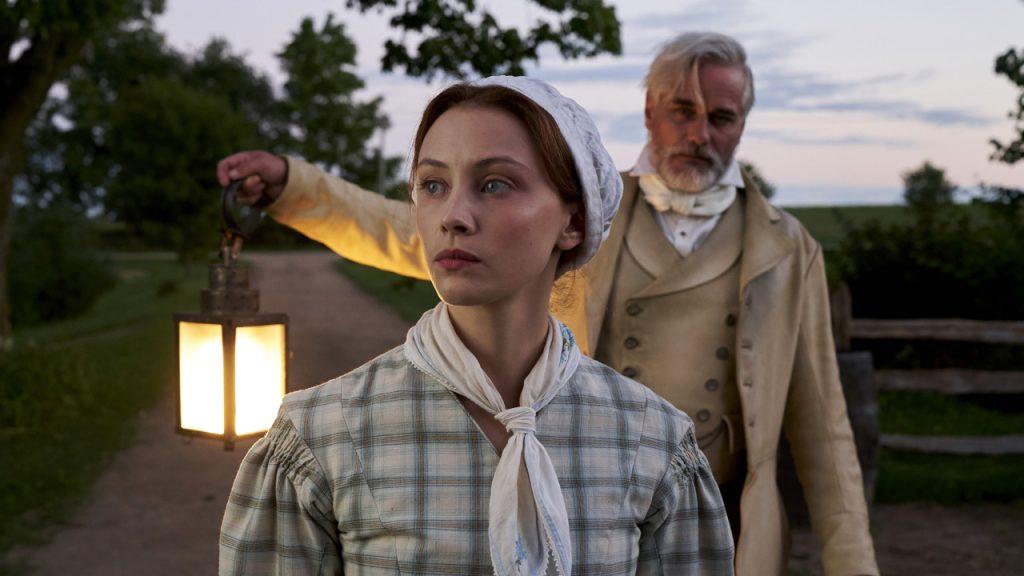 Fotograma de la serie 'Alias Grace'.
