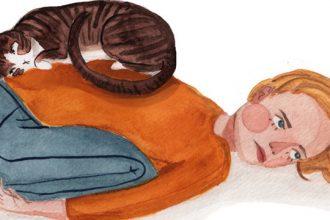 Ilustración de Maggie Cole.