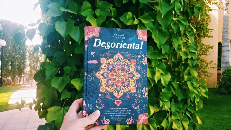 Desoriental, editado por Malpaso.