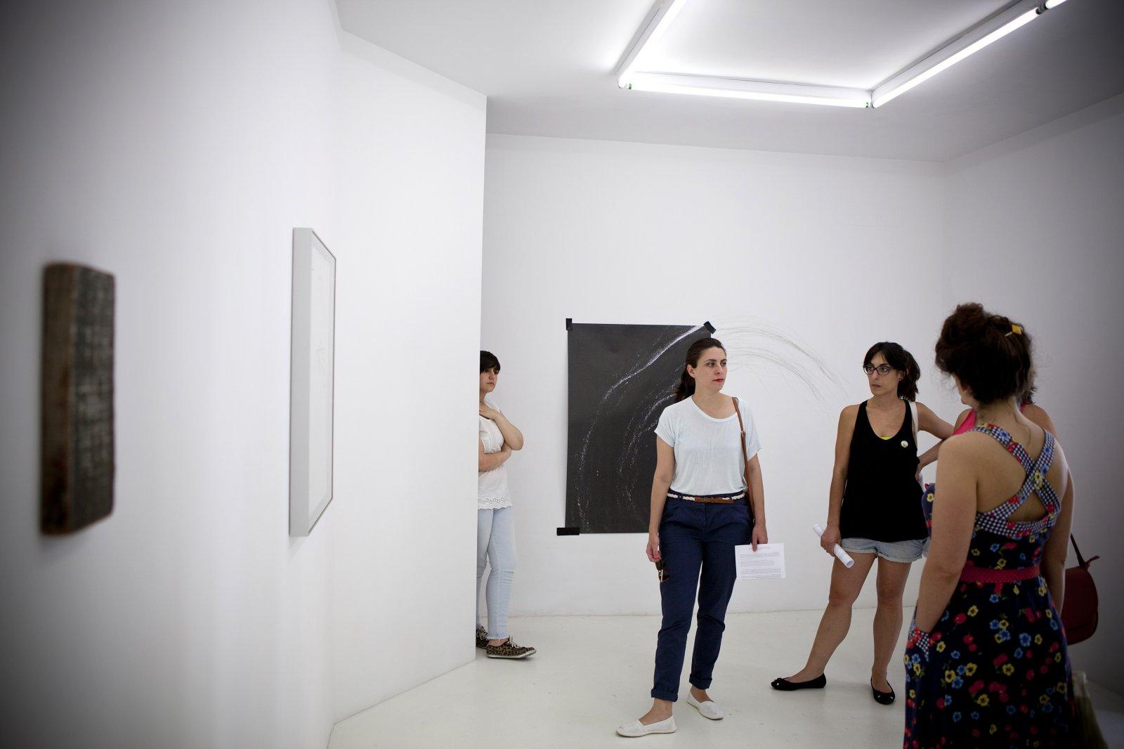 Galería Louis 21. 'Sobre El Muro'