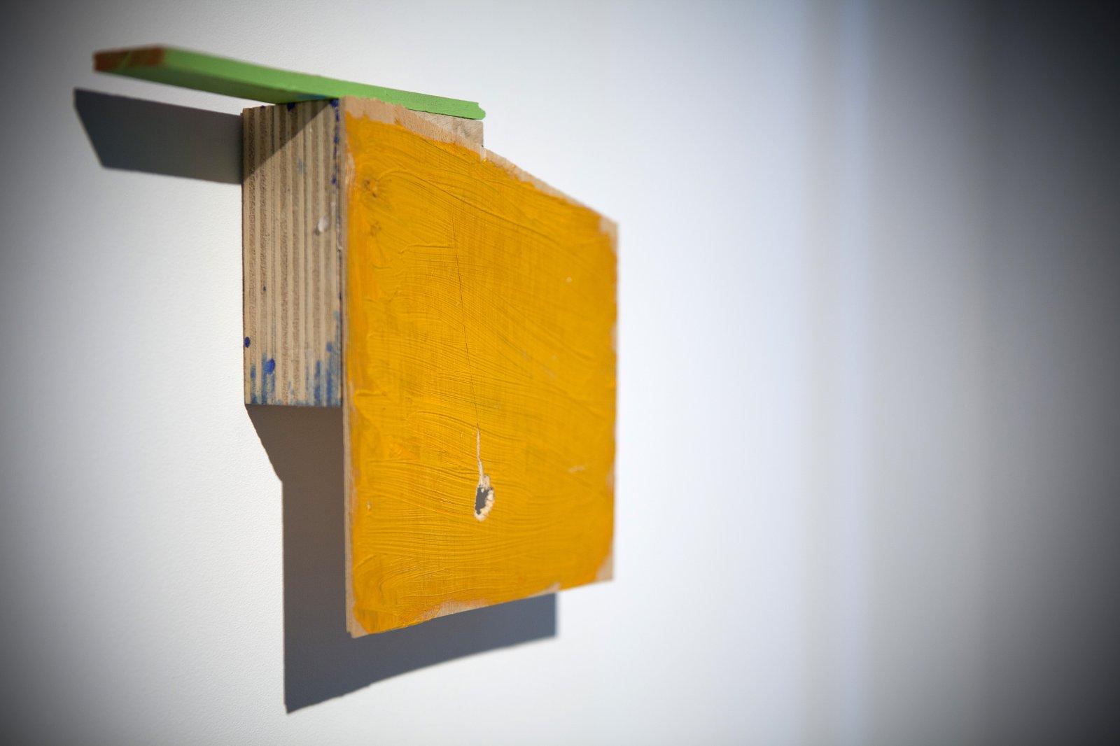 Galería Louis 21. 'Sobre El Muro'. Obra de Teo Soriano