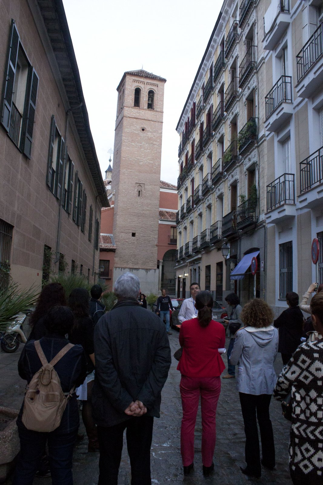 5. Torre mudéjar de la Iglesia de San Pedro el Viejo.