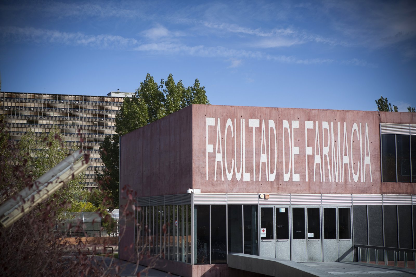 Ruta con Ahora Arquitectura por la Ciudad Universitaria de Madrid