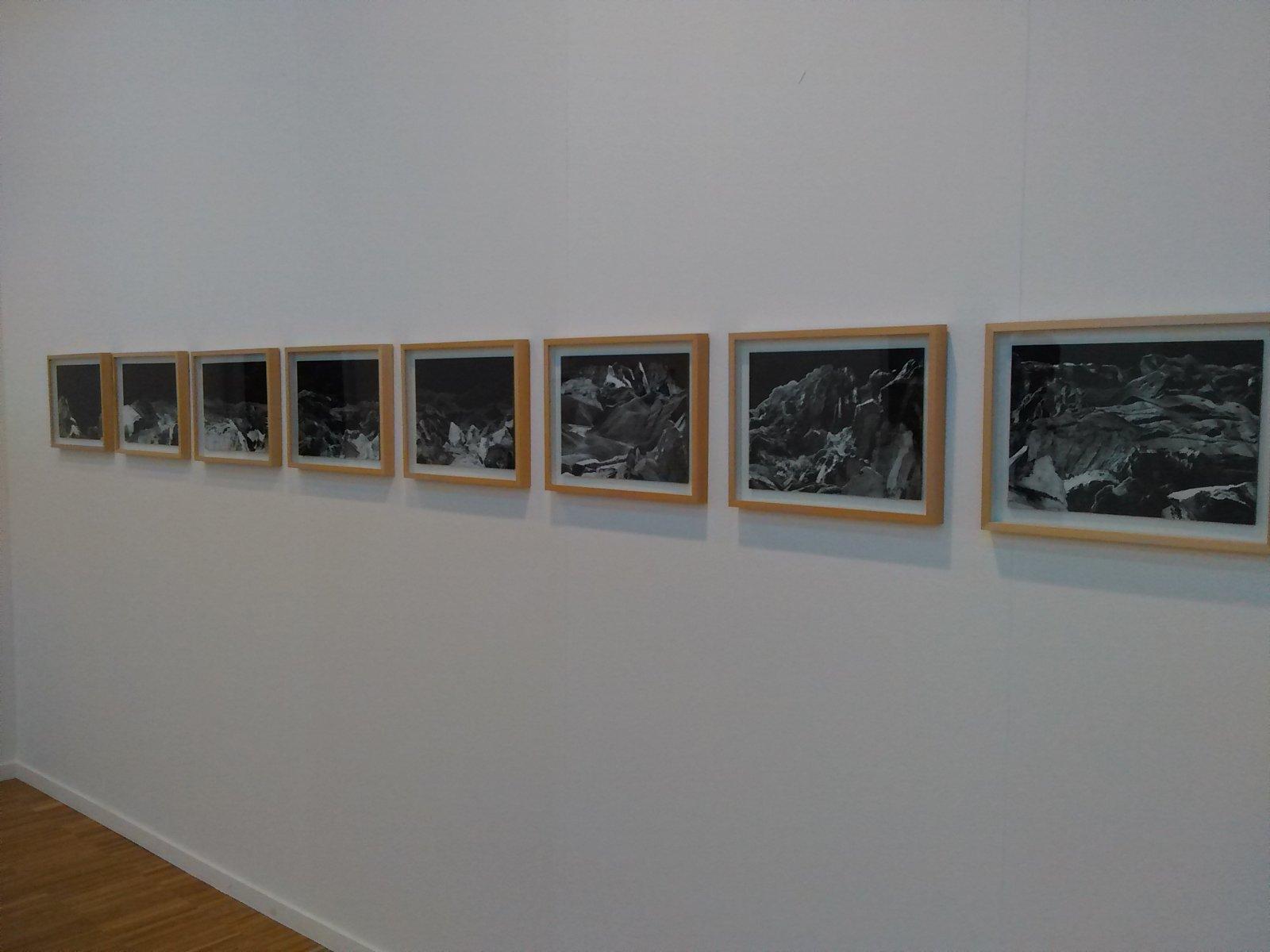 Obra de Irina Novarese. Galería Cànem.