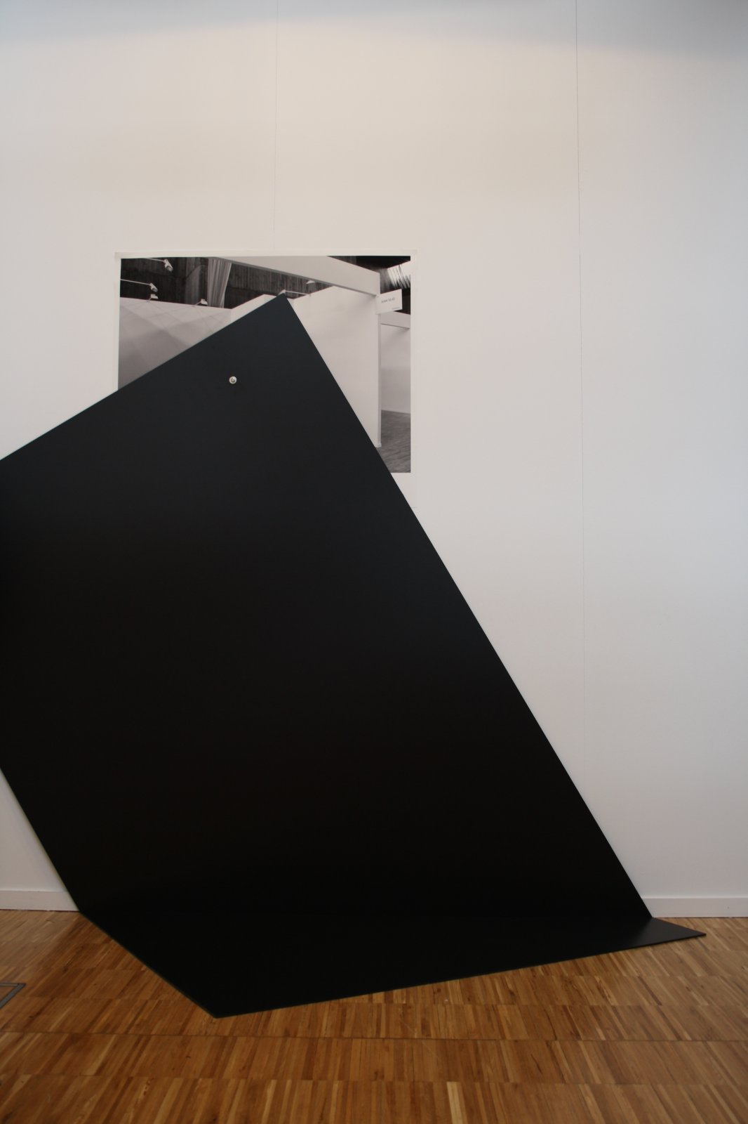Obra de Santiago Giralda. Galería Moisés Pérez Albéniz.