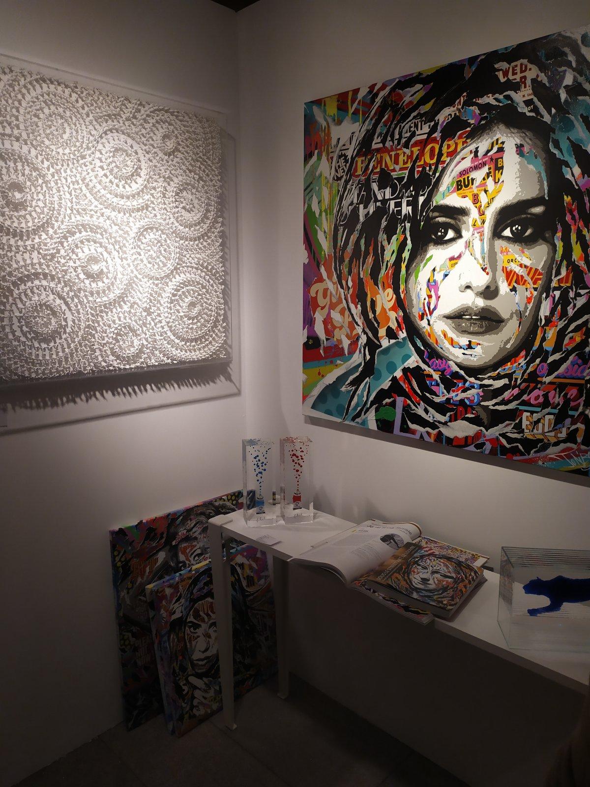 Galerie Barrou Planquart en Urvanity.