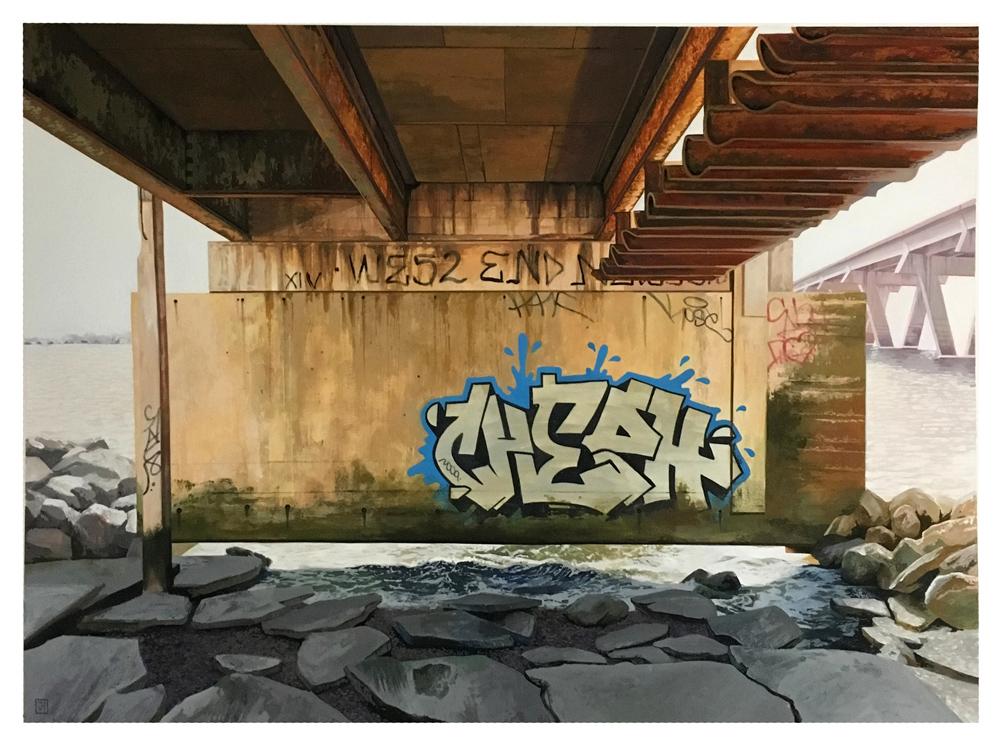 Urvanity 2017 - Plastic Murs - Jessica Hess