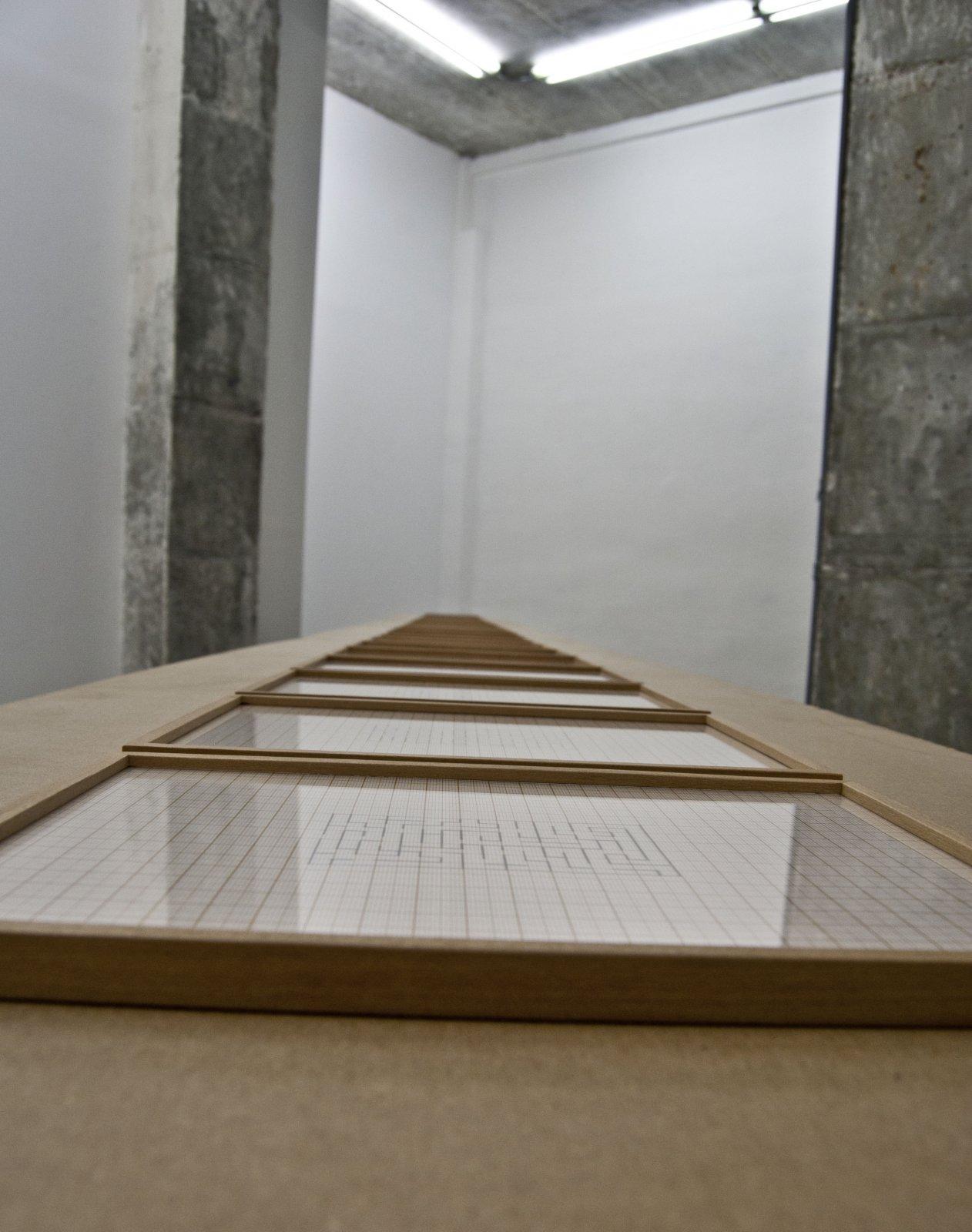 \'Ejercicios De Coerción\', De Rafael Munárriz. Galería NoguerasBlanchard
