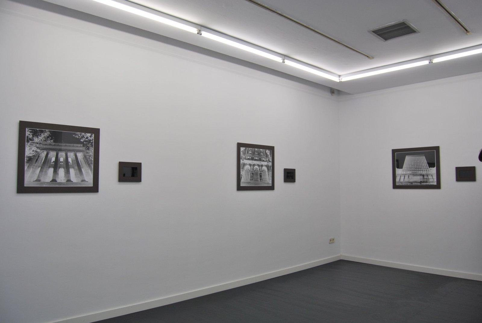 'Gigantes', de José María Ledrado. García Galería. Entreacto 2014