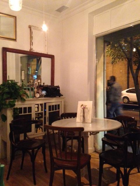 6. The Toast Cafe, en el madrileño barrio de Chamberí.
