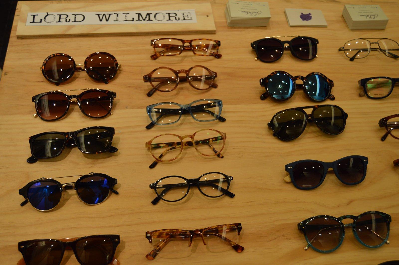 Gafas de sol y graduadas de Lord Wilmore.